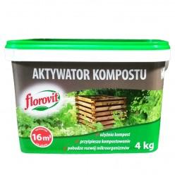 Активатор компоста гранулир., 4 кг