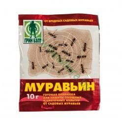 Муравьин (пак 10 гр) садовые муравьи 01-464