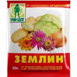 Землин, Г (пак 30 гр) от проволочника и др. вредит 01-573