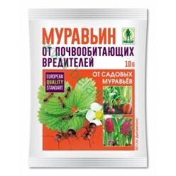 Муравьин (пак 50 гр)  садовые муравьи 01-119