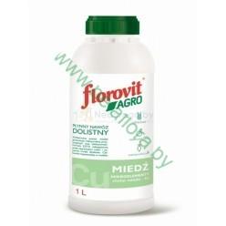 """Удобрение Флоровит (Florovit) Агро с микроэлементами жидкое """"Марганец"""", 1 л"""