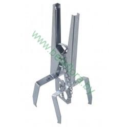 Ловушка для кротов и полевок металлическая 7,5 см. GR5102