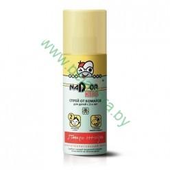 Спрей от комаров для детей 100мл NADZOR