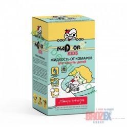Жидкость для фумигатора для детей NADZOR DET004G