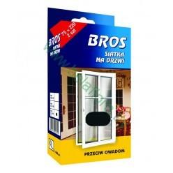 Сетка для окон и дверей Bros, 140х220 см