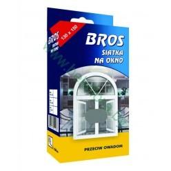 Сетка для окон и дверей Bros, 130х150 см