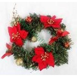 Венок рождественский, D 30 см