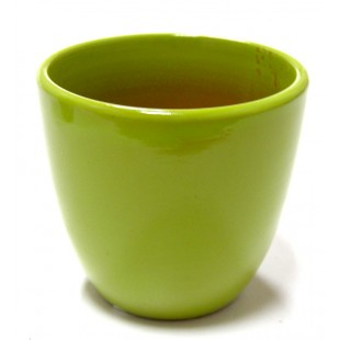 Кактусница керамическая зеленая арт. 71.022.07