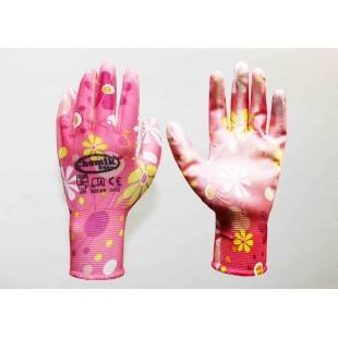 Перчатки защитные  (п/э. полиуретан)